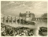 Paris: Pont Neuf and the Ile de la Cité