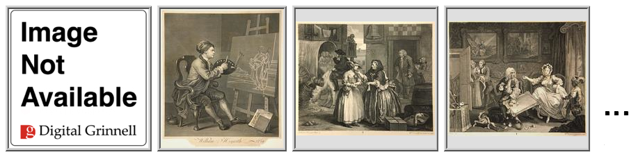 Complete etchings and engravings