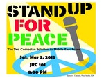 Stand Up For Peace Poster