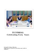 Tutorial: Celebrating Forty Years