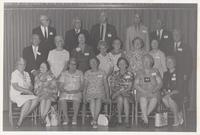 Grinnell High School Class of 1920 Reunion Photo