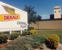 DeKalb Seed Corn Production Facility, Grinnell