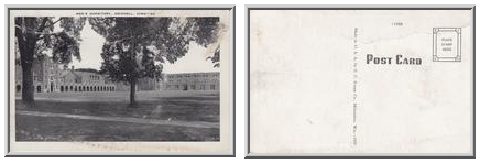 Men's Dormitory, Grinnell, Iowa -- 23