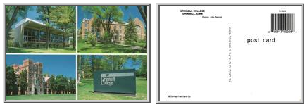 Four Views of Grinnell College