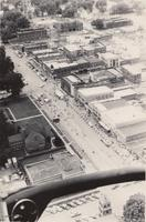Aerial View of Broad Street Looking South