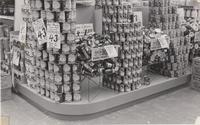 Canned Goods Display at McNally's
