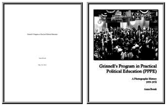 Grinnell's Program in Practical Political Education