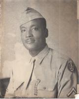 Rudolph Bolden Renfrow in Uniform