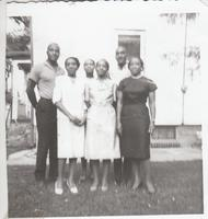 Renfrow Children in 1961