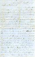 George W. Cook to Collins Cook and Henry W. Cook, January 1, 1859