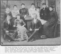 Brooklyn High School Class of 1890