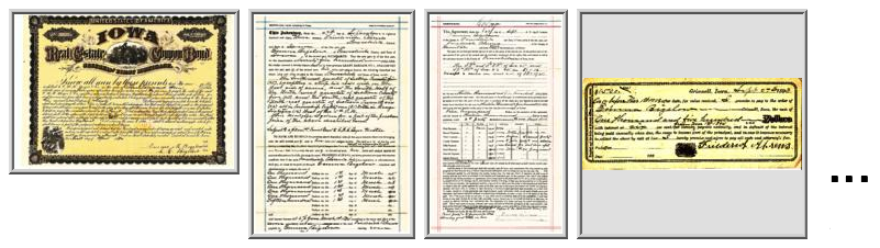 Legal Documents Relating to the Frederick Ahrens Farm