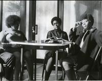 Students in Forum, March 1969