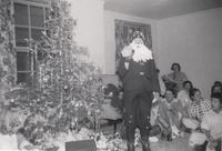 Reed Hall Christmas Party 1955