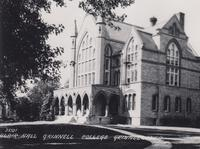 Blair Hall, Grinnell College, Grinnell, Iowa 35101