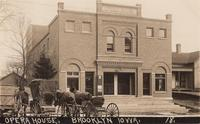 Opera House, Brooklyn, Iowa -- 18