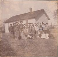 First School, Newburg, Iowa