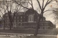 Women's dormitory, Grinnell College, Grinnell, Iowa