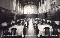 Quadrangle Dining Room, Grinnell College, Grinnell, Iowa