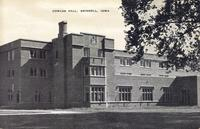 Cowles Hall, [Grinnell College], Grinnell, Iowa