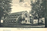 College Chapel, Grinnell, Iowa