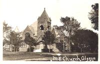 M.E. Church, Algona, Iowa