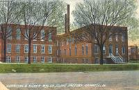 Morrison & Ricker Manufacturing Company, Glove Factory, Grinnell, Iowa