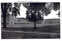 Men's dormitory, [Grinnell College], Grinnell, Iowa