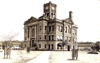 Court house, Albia, Iowa