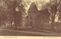 Alumni Hall, [Iowa College], Grinnell, Iowa