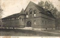 Ladies' Gymnasium, [Iowa College], Grinnell, Iowa
