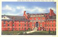 Lawther Hall for Women, Iowa State Teachers College, Cedar Falls, Iowa