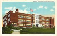 McKinley High School, Cedar Rapids, Iowa
