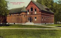 Women's gymnasium, [Grinnell College], Grinnell, Iowa