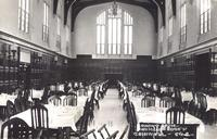 Dining room and women's dormitory, [Grinnell College], Grinnell, Iowa