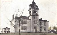 High school, Alta, Iowa