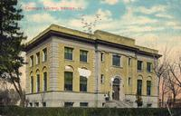 Carnegie library, Newton, Iowa