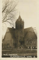 M.E. Church, Clarksville, Iowa