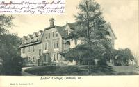 Ladies' cottage, [Grinnell College], Grinnell, Iowa