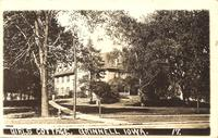 Girls cottage, [Grinnell College], Grinnell, Iowa