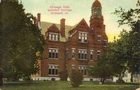 Chicago Hall, Grinnell College, Grinnell, Iowa