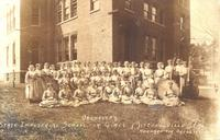 Orchestra, State Industrial School for Girls, Mitchellville, Iowa