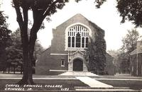 Chapel, Grinnell College, Grinnell, Iowa