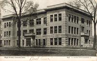 High School, Grinnell, Iowa