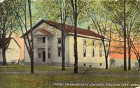 Gym, Charles City College, Charles City, Iowa