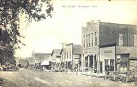 Main Street, Brooklyn, Iowa