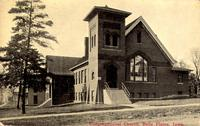 Congregational Church, Belle Plaine, Iowa