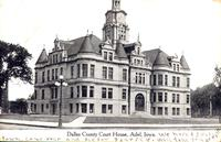 Dallas County Court House, Adel, Iowa