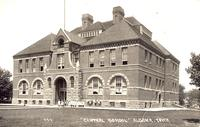 """Central School"", Algona, Iowa"