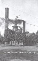 Water works, Grinnell, Iowa